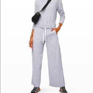 Lululemon Velour Morning Restore Pants, 6